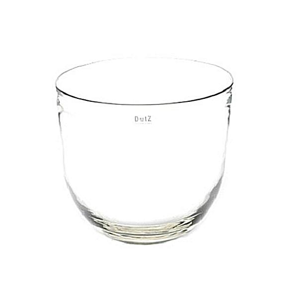DutZ®-Collection Bowl Anton, h 29 x Ø 29 cm, clear