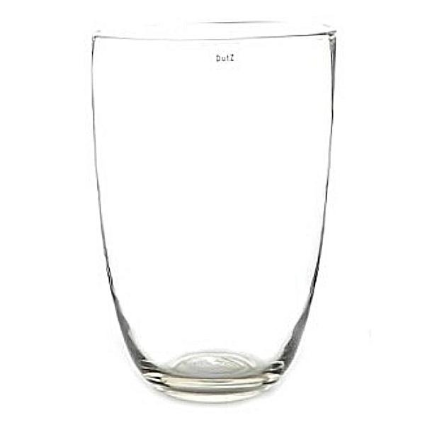 DutZ®-Collection Vase Anton, H 55 x Ø 35 cm, Klar