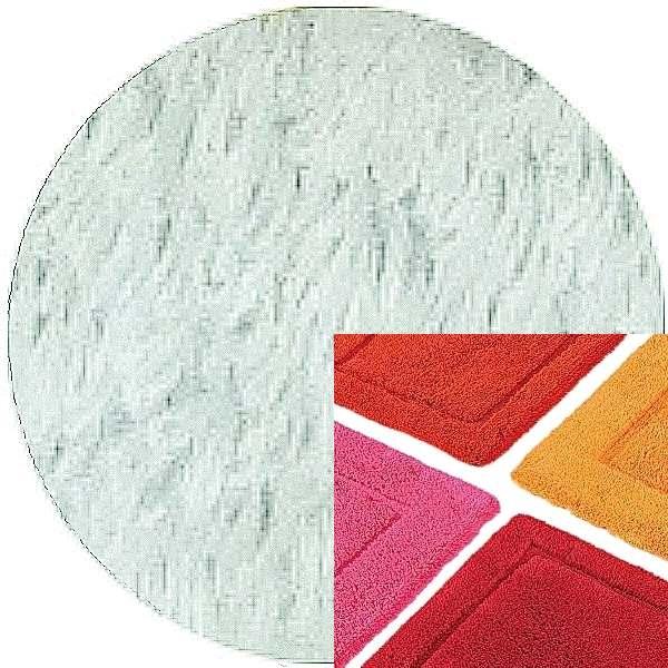Abyss & Habidecor Badematte Must, 50 x 80 cm, 100% ägyptische Baumwolle, gekämmt, 930 Perle