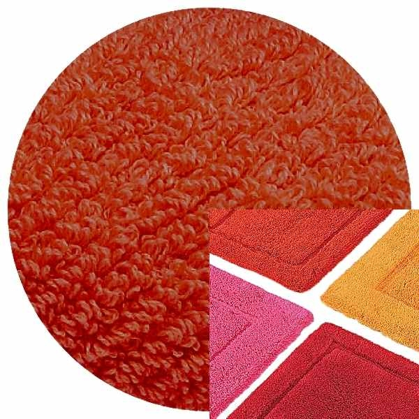 Abyss & Habidecor Bath Mat Must, 50 x 80 cm, 100% Egyptian Combed Cotton, 603 Spicy
