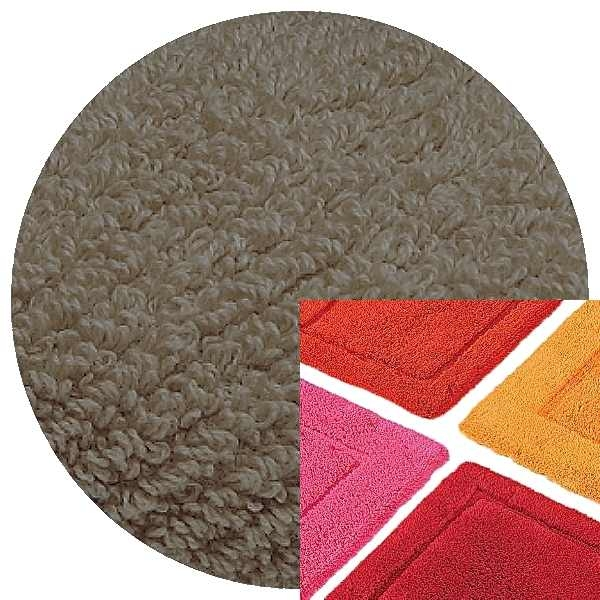 Abyss & Habidecor Bath Mat Must, 50 x 80 cm, 100% Egyptian Combed Cotton, 940 Atmosphere