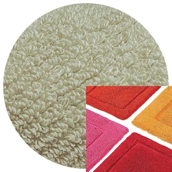 Abyss & Habidecor Badematte Must, 50 x 80 cm, 100% ägyptische Baumwolle, gekämmt, 992 Platinum