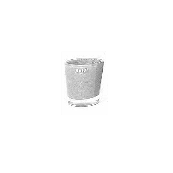 DutZ®-Collection Vase Conic, H 11 x Ø.9.5 cm, Mittelgrau