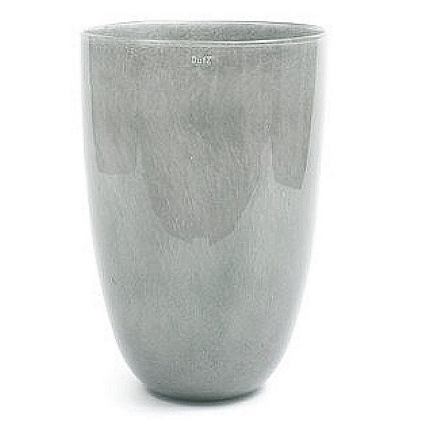 DutZ®-Collection Vase Anton, H 55 x Ø 35 cm, Mittelgrau