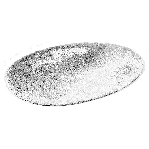Abyss & Habidecor Badematte Stone, 70 x 90 cm, 100% Baumwolle, gekämmt, 993 Metal