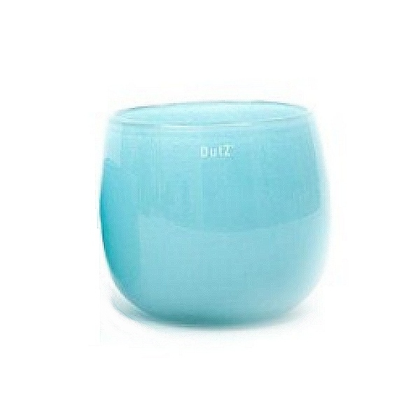 DutZ®-Collection Vase Pot, H 18 x Ø 20 cm, Aqua