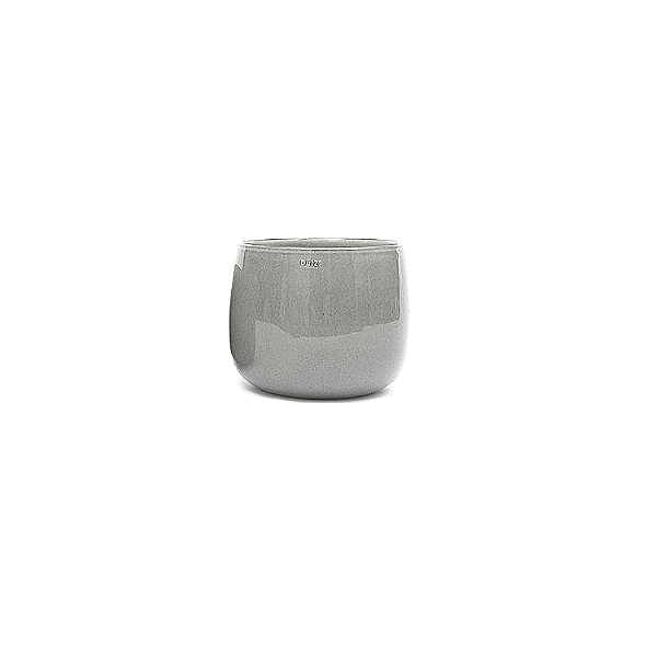 Collection DutZ ® vase/récipient Pot Mini, h 7 x Ø 10 cm, gris moyen