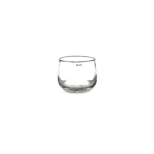 DutZ®-Collection Vase Pot Mini, H 7 x Ø 10 cm, Klar