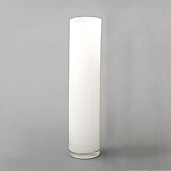 DutZ®-Collection Vase Cylinder, H 40 x Ø 9 cm, Weiß