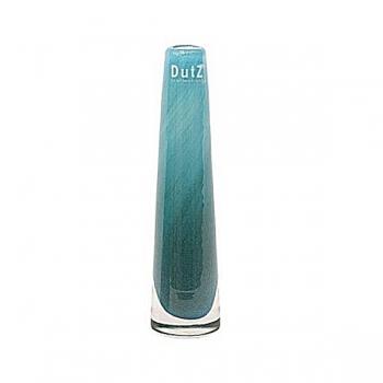DutZ®-Collection Vase Solifleur, conical, h 21 x Ø 6 cm, blue petrol
