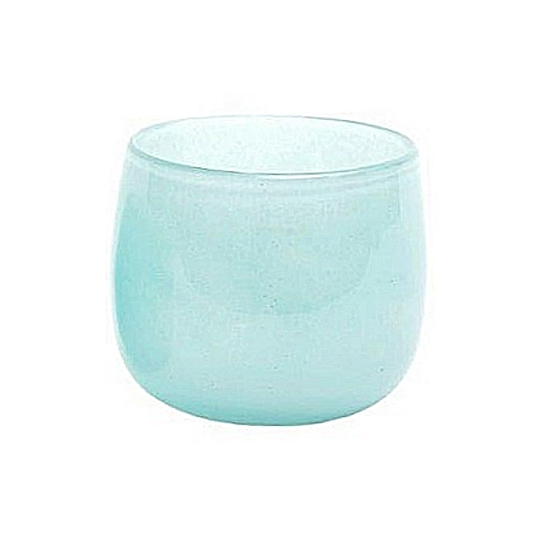 DutZ®-Collection Vase Pot, H 18 x Ø 20 cm, Hellblau