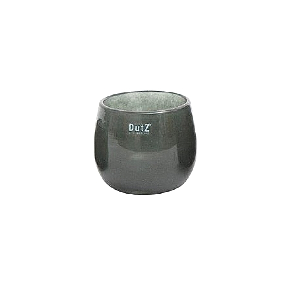 DutZ®-Collection Vase Pot, h 11 x Ø 13 cm, ash grey