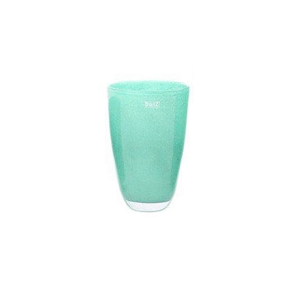 DutZ®-Collection Flower Vase, h 21 x Ø 13 cm, jade