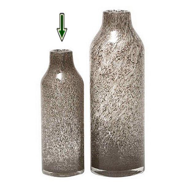 dutz collection vase longo h 30 x 10 cm klar mit. Black Bedroom Furniture Sets. Home Design Ideas