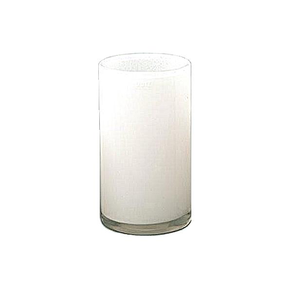 dutz collection vase cylinder h 27 x 15 cm white 105340. Black Bedroom Furniture Sets. Home Design Ideas