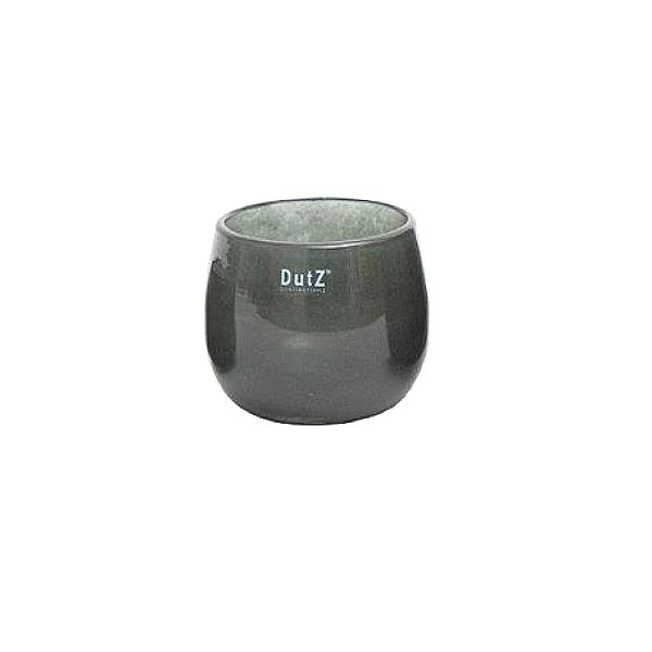 dutz collection vase pot h 11 x 13 cm aschgrau 106668. Black Bedroom Furniture Sets. Home Design Ideas