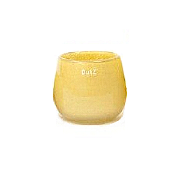 dutz collection vase pot h 11 x 13 cm curry. Black Bedroom Furniture Sets. Home Design Ideas