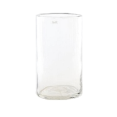 ProPassione DutZ®-Collection Glasvase Cylinder, hoch, H 40  x  Ø.22 cm, Farbe: Klar Preisvergleich