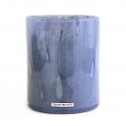 Henry Dean Vase/Windlicht Cylinder, H 16,5 x Ø 13,5 cm, Chicory