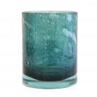 Henry Dean Vase/Windlicht Cylinder, H 16,5 x Ø 13,5 cm, Jasper