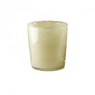 Collection DutZ® vase Conic, h 17 x Ø 15 cm, Colori: beige