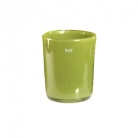 DutZ®-Collection Vase Conic, H 17  x  Ø.15 cm, Farbe: Grün