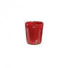 DutZ®-Collection Vase Conic, h 11  x  Ø.9.5 cm, colour: red
