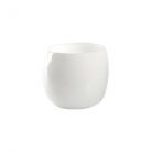 DutZ®-Collection Vase Pot, H 14 x Ø 16 cm, Farbe: Weiß