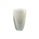 DutZ®-Collection Flower Vase, h 32 x Ø 21 cm, colour: light grey