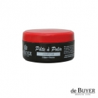de Buyer, copper cleaning- and polishing balm, screw cap container with polishing sponge, 150 ml