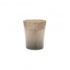 DutZ®-Collection Vase Conic, H 14  x  Ø.12 cm, Farbe: Grau/Braun