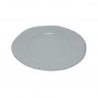 Virginia Casa Linea Lastra, 6 dinner plates, Grigio, Ø 30 cm