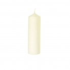Henry Dean 2 candles white, for Windlight S, h 15 x Ø 5 cm