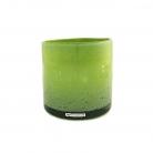 Henry Dean Vase/Windlight Cylinder, h 15 x Ø 15 cm, Limon