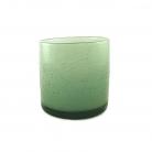 Henry Dean Vase/Windlight Cylinder, h 15 x Ø 15 cm, Mint
