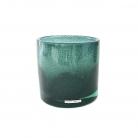 Henry Dean Vase/Windlicht Cylinder, H 15 x Ø 15 cm, Bayou