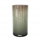Henry Dean Vase/Windlicht Cylinder, H 30 x Ø 15 cm, Zefiro