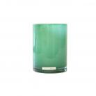 Henry Dean Vase/Windlight Cylinder, h 13 x Ø 10 cm, Lake