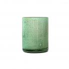 Henry Dean Vase/Windlicht Cylinder, H 13 x Ø 10 cm, Mint