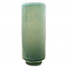 Henry Dean Vase/Windlight Fumiko, h 29 x Ø 12 cm, Glacon