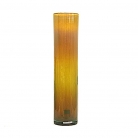Henry Dean Vase/Windlicht Cylinder, H 45 x Ø 10 cm, Dijon