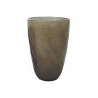 DutZ®-Collection Flower Vase, h 32 x Ø 21 cm, brown