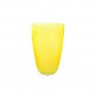 DutZ®-Collection Blumenvase, H 26 x Ø 16 cm, Gelb