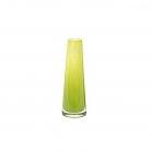 DutZ®-Collection Vase Solifleur, conical, h 15 x Ø 5 cm, lime