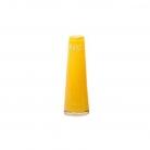 DutZ®-Collection Vase Solifleur, konisch, H 15 x Ø 5 cm, Ochreous