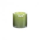 Collection DutZ ® photophore Votive, h 7 x Ø 7 cm, Colori: vert