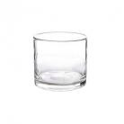 DutZ®-Collection Glasschale Cylinder, hoch, H 14 x Ø 14 cm, Farbe: Klar
