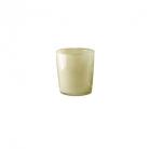 Collection DutZ ®  vase Conic, h 11 x Ø 9.5 cm, Colori: beige