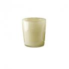 Collection DutZ ®  vase Conic, h 14 x Ø 12 cm, Colori: beige