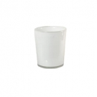 DutZ®-Collection Vase Conic, H 14  x  Ø.12 cm, Farbe: Weiß